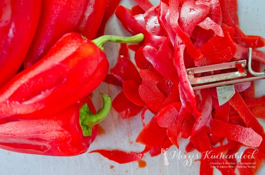 Chutneys & Relishes · Paprika Relish