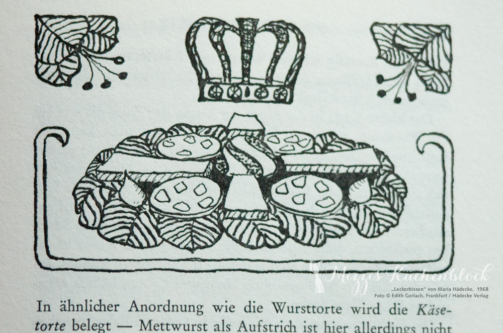 Leckerbissen Illustration