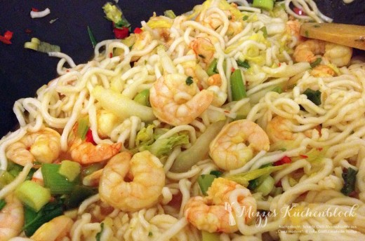 Scharfe Chili-Meeresfrüchte · China Modern