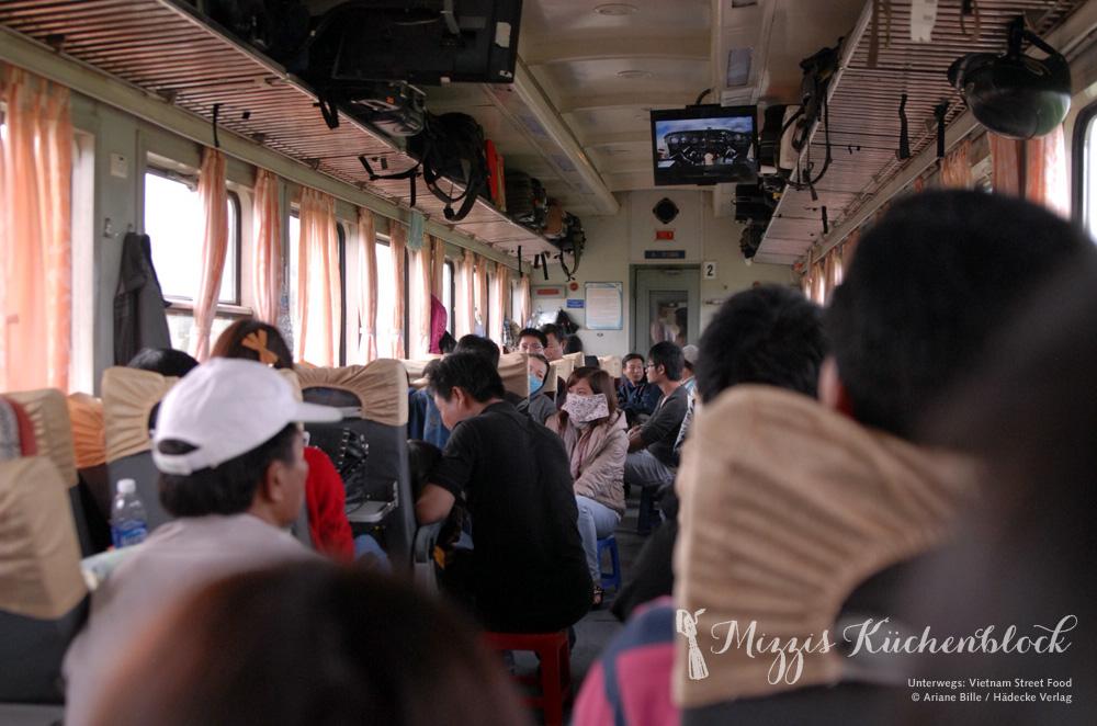 Unterwegs in Vietnam –auf dem Weg nach Hue