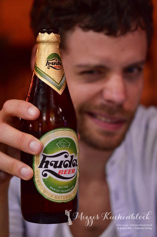 Unterwegs in Vietnam –Ein kühles Bier…