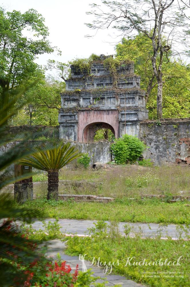 Unterwegs in Vietnam – Zitadelle