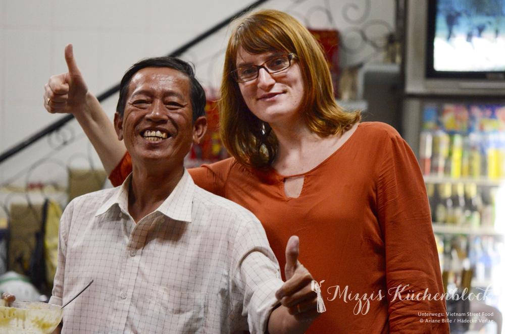 Unterwegs in Vietnam – Herr Lac und Ariane