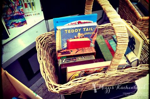 Buchladen London, Broadway Market