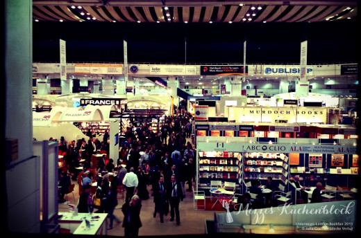 Buchmesse London