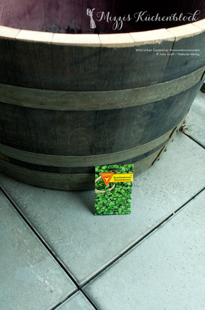 Brunnenkresse-Samen