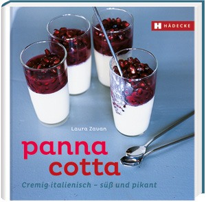Panna Cotta Cover