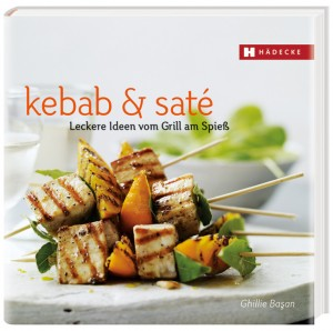 kebab & saté ·ISBN 978-3-7750-0591-3