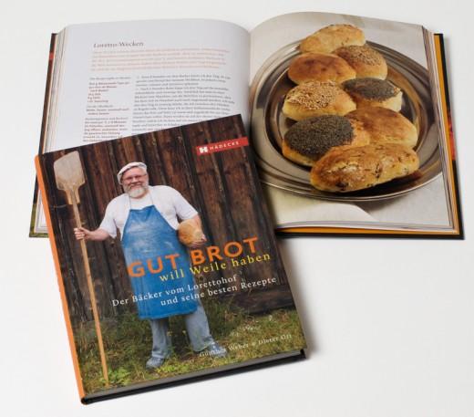 """GAD-Silbermedaille für """"Gut Brot will Weile haben"""" · Backbuch"""
