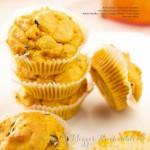 Kürbis Muffin Rezept der Woche