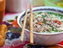 Phở Bò – Nudelsuppe mit Rindfleisch