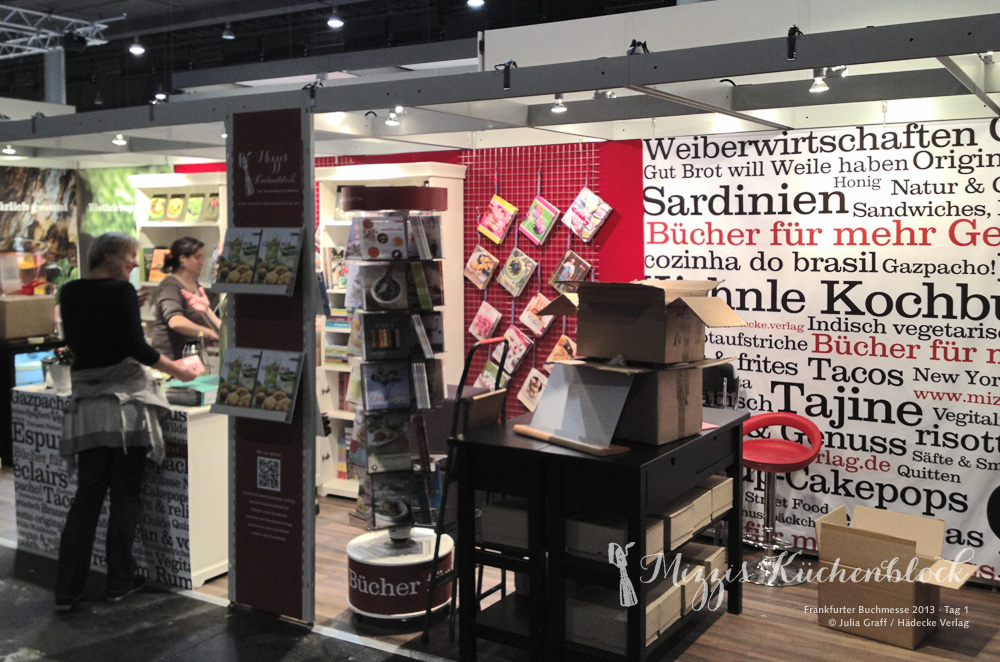 Frankfurter Buchmesse ·Tag 1 ·5