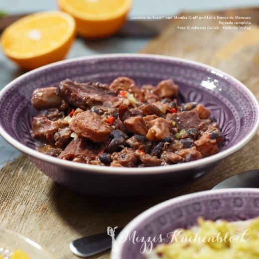 Feijoada completa ·Bohneneintopf · Rezeptwoche