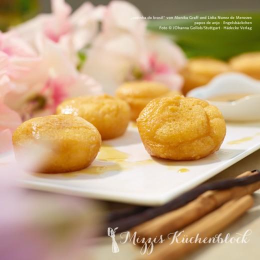 Papos de anjo ·Engelsbäckchen ·Dessert aus Brasilien · Rezeptwoche
