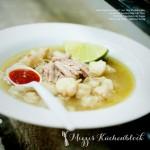 Pozole · Mexikanische Suppe · Rezeptwoche