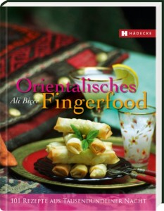 orientalsches fingerfood