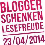 Welttag des Buches 2014: Blogger schenken Lesefreude