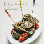 Tapas vegetarisch: Marinierte Artischocken mit Balsamico-Erdbeeren