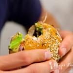 Nachgekocht: Veggie Burger