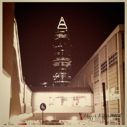 Unterwegs auf der Frankfurter Buchmesse #fbm14 :: Tag 3
