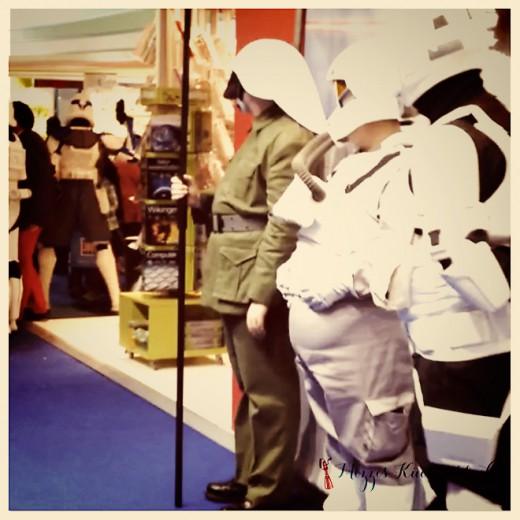Unterwegs auf der Frankfurter Buchmesse #fbm14 :: Tag 4
