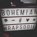 Bohemian #Wrapsodie