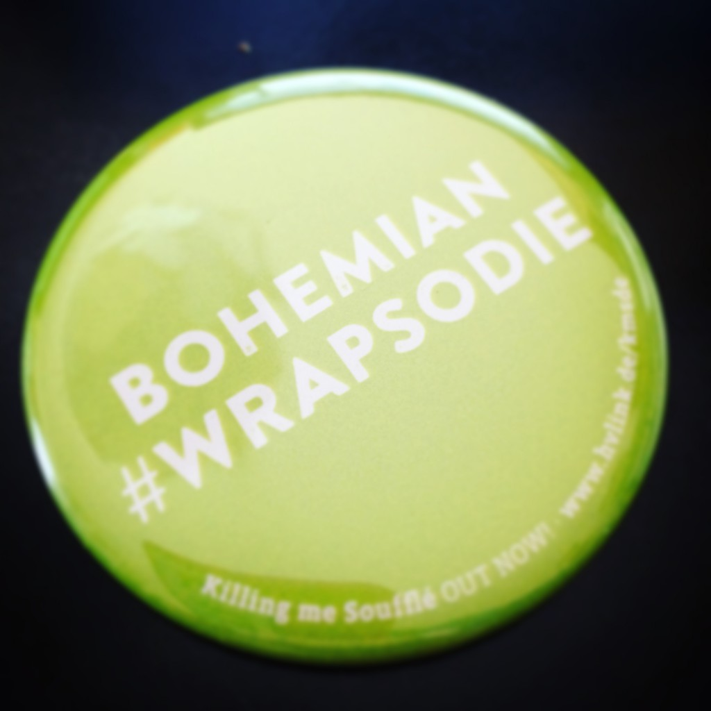 Wrapsodie Button