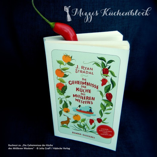 """Buchrezension """"Die Geheimnisse der Küche des Mittleren Westens"""""""