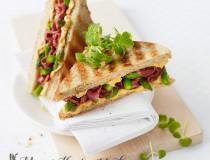 Was essen auf der Messe?! Sandwiches, ein Klassiker für unterwegs