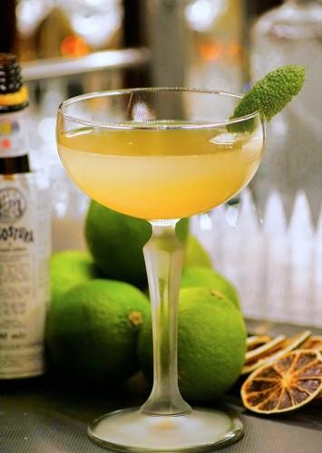 Ein eiskalter Daiquiri – das soll E. Hemingways Lieblingsgetränk gewesen sein