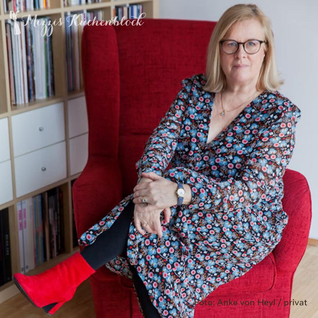 Portrait Anke von Heyl
