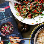 Wibke Ladwig :: Social Media Ranger :: Falafel mit Bulgur-Salat