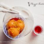 Rezept der Woche :: Safran-Campari-Sorbet