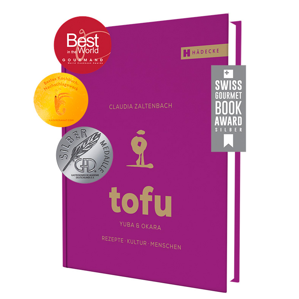 Tofu, Yuba & Okara Kochbuch