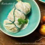 Chinakohl-Rouladen in Kokos · Rezept der Woche