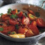 Süßkartoffel-Tajine • Rezept der Woche