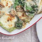 Rezept der Woche · Grüne Lasagne mit Ricotta